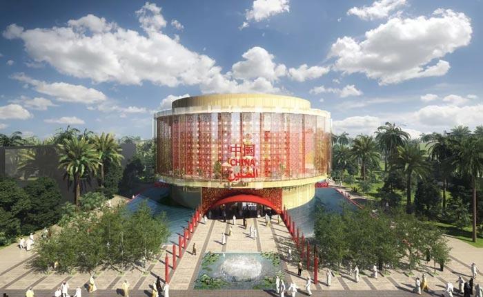 大润发入选2020年迪拜世博会中国馆指定瓷砖供应商