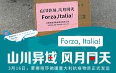 大润发集团向意大利合作伙伴捐赠抗疫物资
